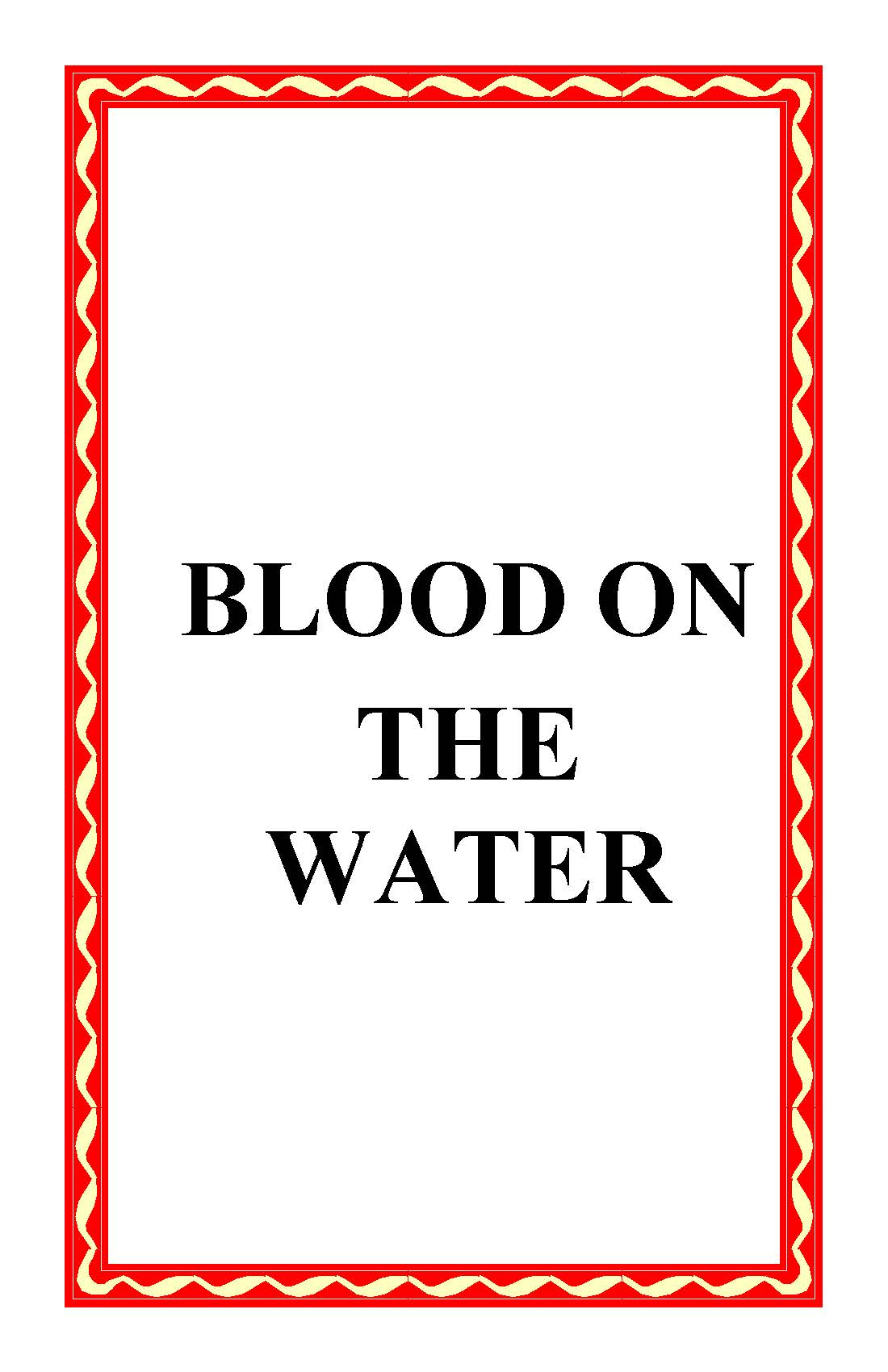 BloodOnTheWater.LEM.408.050616.Cover
