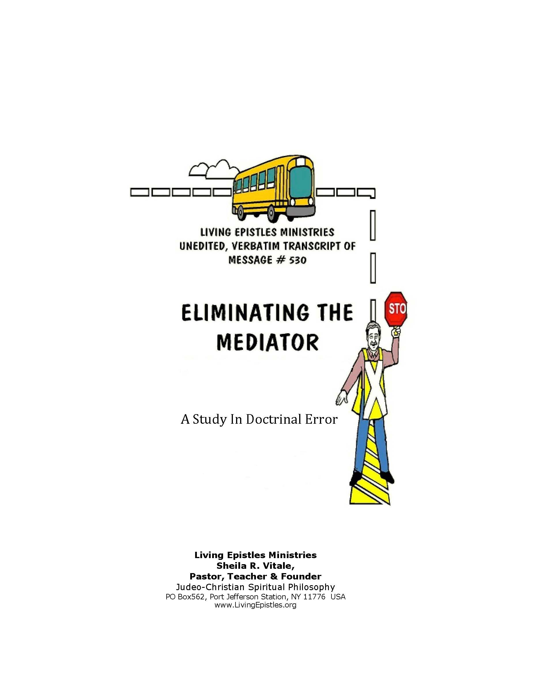 Eliminating Mediator 530 Cover